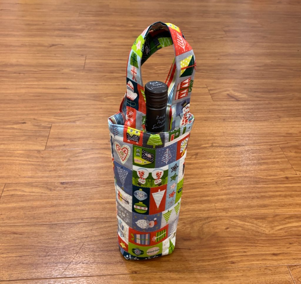 Bottle bag project